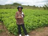 Gerardine Mukeshimana, MSU doctoral student